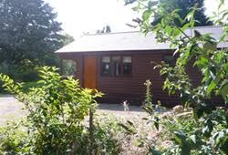 Log Cabin Penycoed