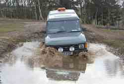 4x4 Driving Nottingham