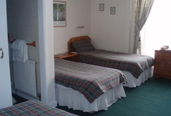 Accommodation 2* Edinburgh