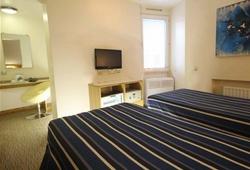 3* Hotel Bedroom London