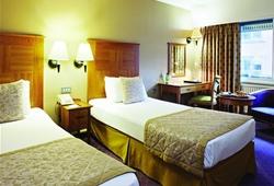 4* Hotel Bedroom Birmingham