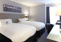 4* Hotel Bedroom Bristol