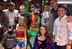 Bar Crawl Babes Super Heroes