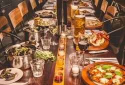 Belgo Meal Table
