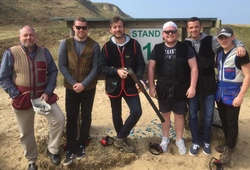 Clay Pigeon Shooting Near Swansea