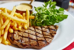 Cafe Rouge Minute Steak
