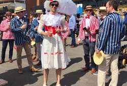 Fancy Dress Mary Poppins Stags