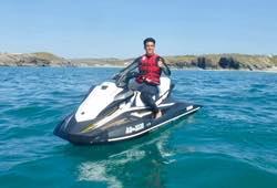 Jet Skiing Newquay