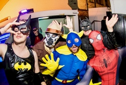 Nighclub Domain Blackpool Fancy Dress