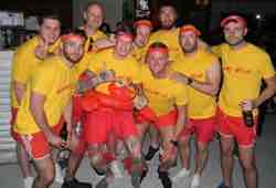 Fancy Dress Stags