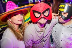 Nightclub Popworld Swansea Fancy Dress