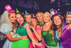 Hen Party Brighton Pryzm Nightclub