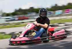 Outdoor Go Kart