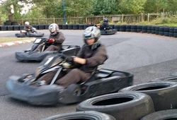 Outdoor Go Karting Near Southampton