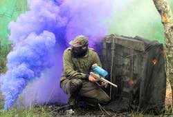 Paintball Swansea