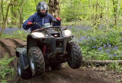 Quad Bike Trekking in Leeds