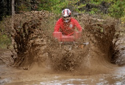 Quad Bike Trekking Swansea