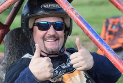 Rage Buggy Driver Thumbs Up