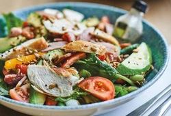 Slug & Lettuce Chicken Salad