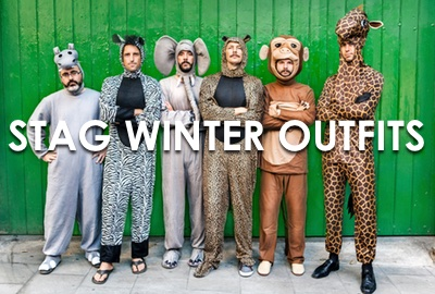 Top Stag Do Outfits To Keep You Warm This Winter